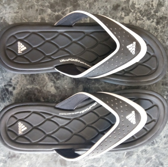 742e929c3 adidas Shoes - Adidas Ultra Foam Flipflops